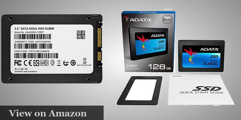 ADATA SU800 128GB PC BUILD UNDER $1000