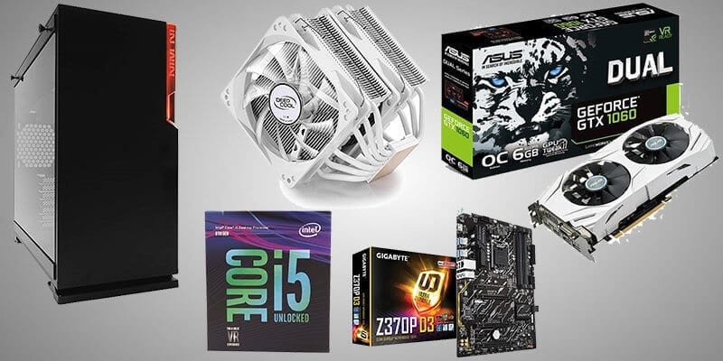 4k video editing pc build 2018 under 1000