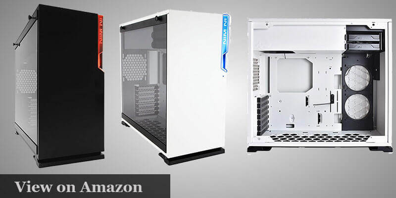InWin 101 ATX Computer Case Pc Build under $1000