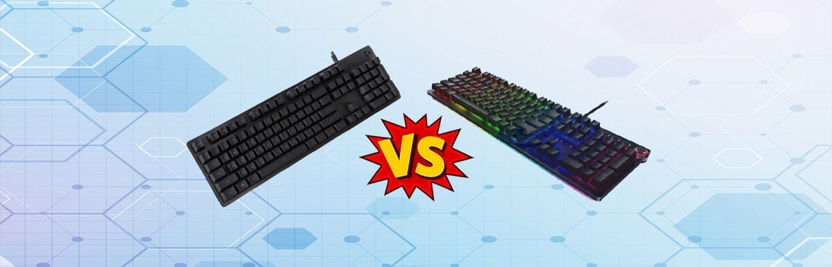 Ultimate Comparison Razer Huntsman Elite Vs Logitech G513
