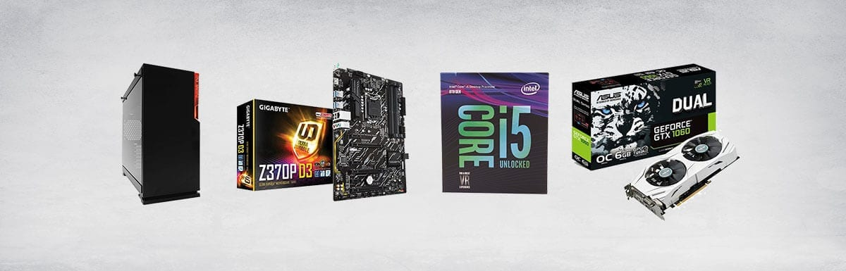 A Complete Guide To $1000 PC Build - Step By Step (2019)