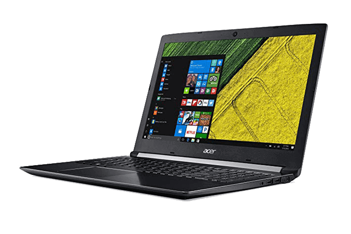 Acer Aspire 5 Full HD - Top gaming laptop under $500 un 2018