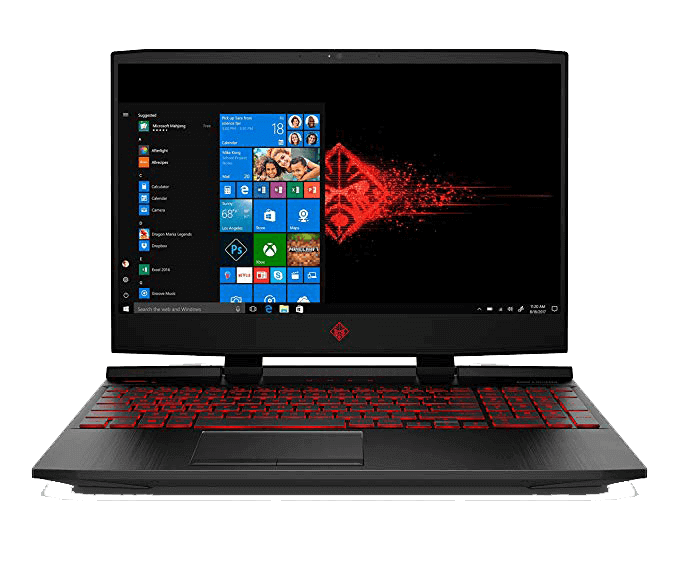 OMEN by HP laptops for gaming under 800 dollars