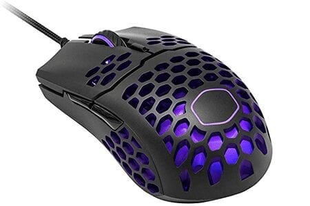 Cooler Master MM710 - Lightest Fps Gaming Mouse