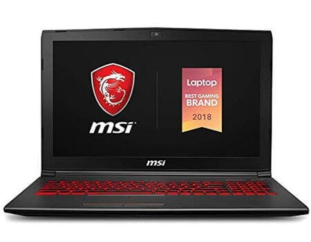 MSI GV62 8RD - Good 700 dollar gaming Laptop