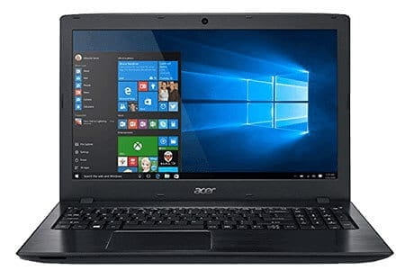 Acer-Aspire E 15 - Gaming laptop with dedicated graphics card