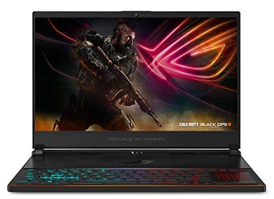 ASUS ROG Zephyrus S – Best GTX 1070 Laptop Under 1500 Dollars