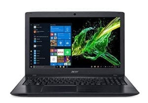 Acer Aspire E-15 Backlight Gaming Laptop