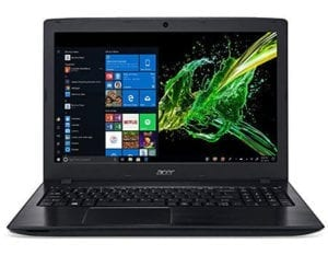 Acer Aspire E 15 cheapest $800 gaming laptop