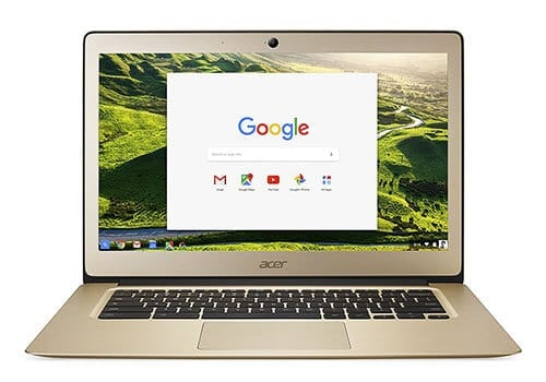 Acer Chromebook 14 Cheapest laptop with backlit keyboard