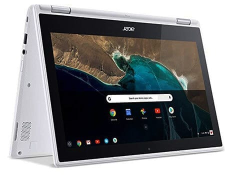 Acer Chromebook R 11 - best Convertible laptop for writing