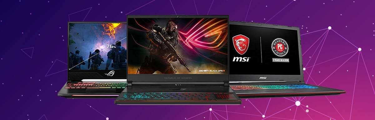 Top 10 Best Gaming Laptops Under 1500 Dollars (2019)