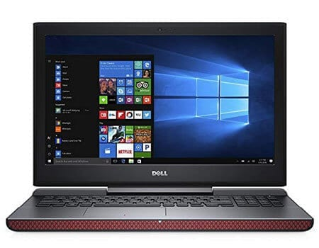 Dell Inspiron 7567 15 inch gaming laptop