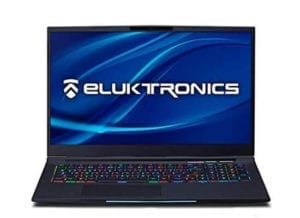 Eluktronics MECH 17 Gaming Laptop 2019
