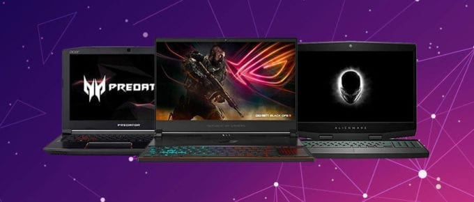 Gaming Laptops Under 1500 Dollars - Featured Image