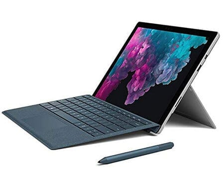 Surface Pro 6 - Best 2 in 1 Laptop for writing