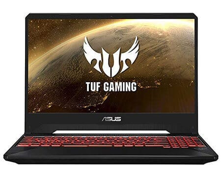 Asus Tuf FX505 - Cheap Gaming Laptop Under 800