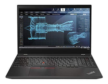 Lenovo ThinkPad P53 Review