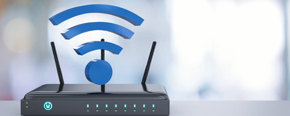 Router with wifi